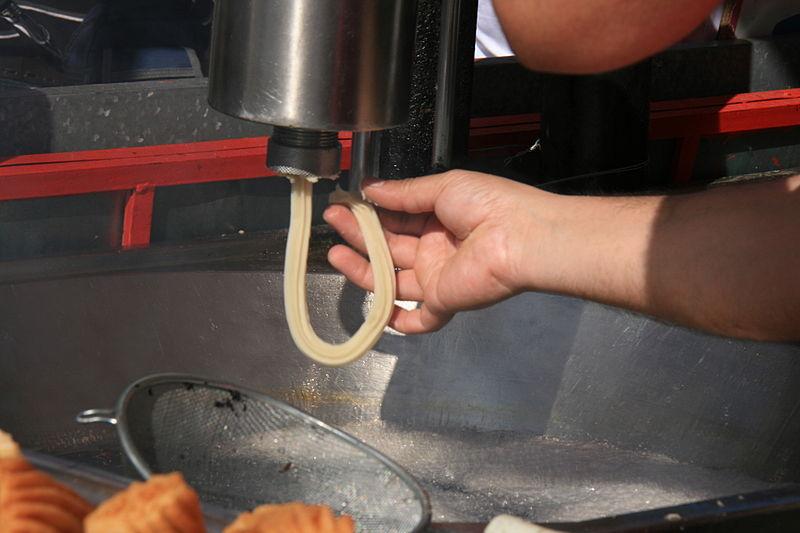 Machine à churros professionnelle